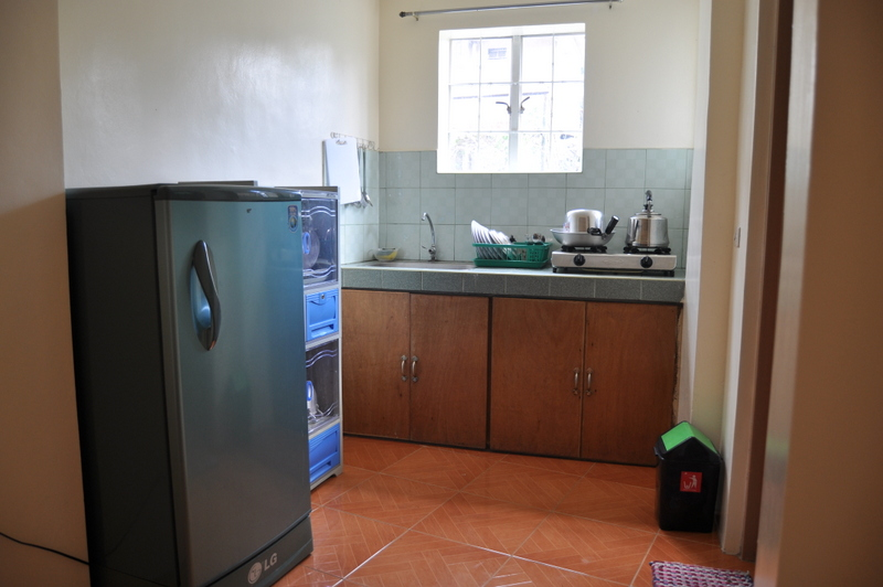 Kitchen of Apartment A