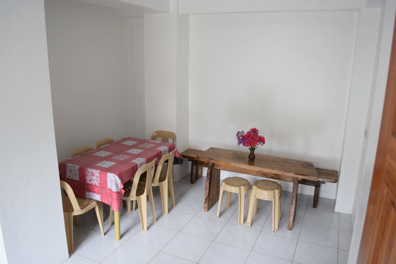 Apartment - D, Dining place